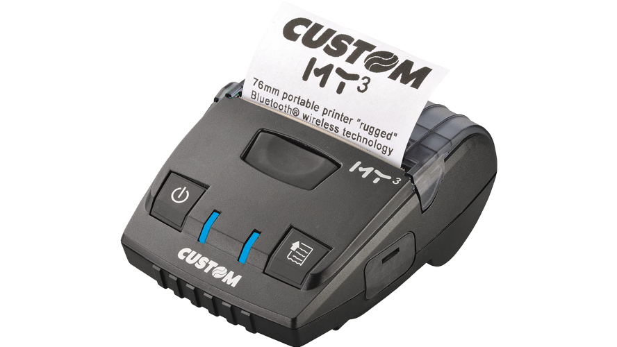 Custom MY3 Portable thermal printer