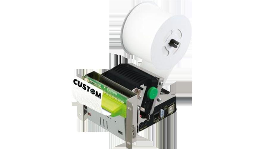 Custom TG1260H Thermal Kiosk Printer Cutter 12v serial usb