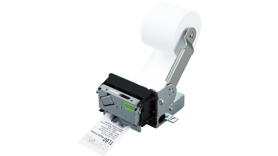 Custom TL60 Thermal Kiosk Printer 24V Cutter 60mm