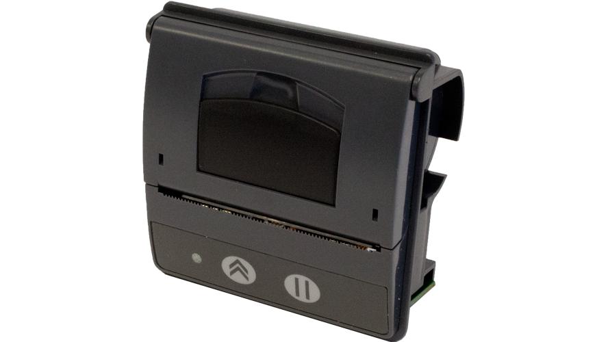 Martel MPP5510 2in thermal panel printer usb serial ttl parallel
