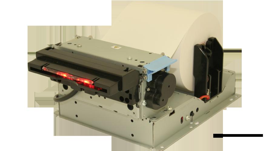 Nippon Primex NP3511Thermal Kiosk printer usb serial cutter