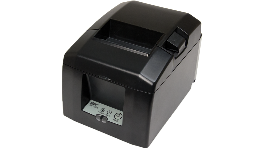 star micronics TSP654II Thermal receipt label pos printer bluetooth ios android