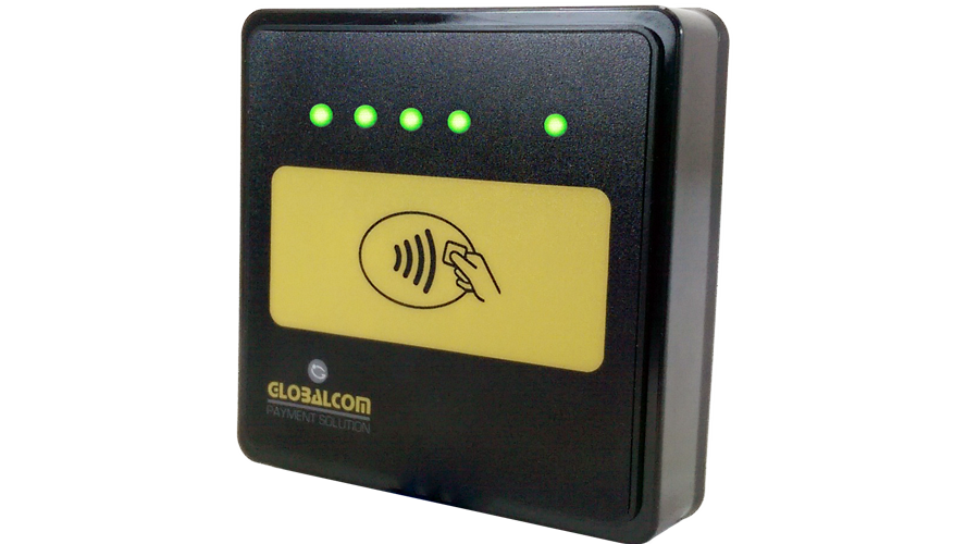 GlobalCom BV1000CL Contactless reader for cedit cards BV1000