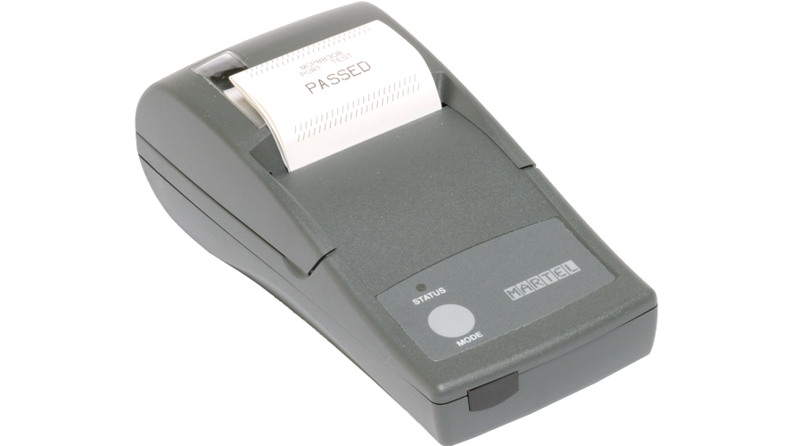 Martel MCP8850 Portable thermal printer