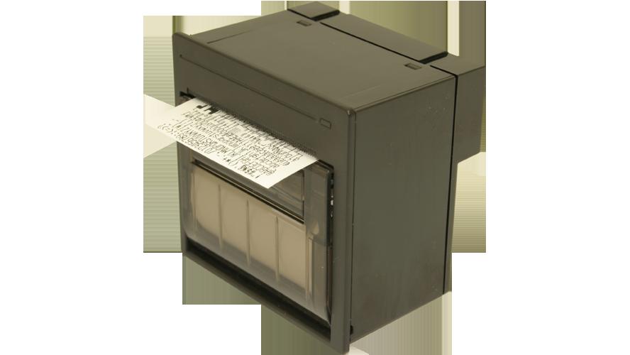 Nippon Primex NPP2081 Thermal Panel Printer Black