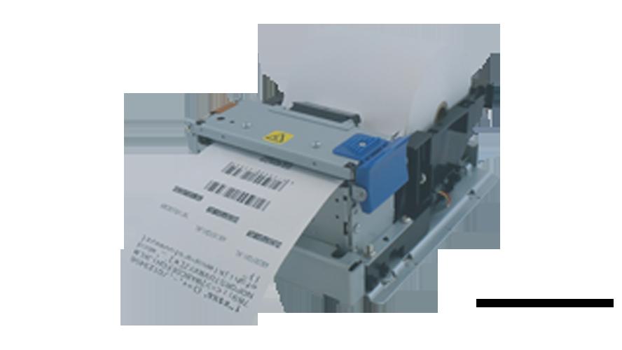 Sanei SK1-32SF4-LQP Kiosk Printer 3 in 80 mm thermal printer presenter